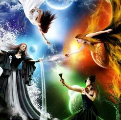 Магия стихий. Кто мы на самом деле