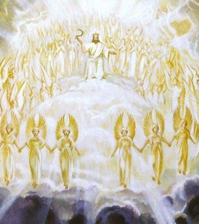 Нужна ли специальная подготовка к работе с Ангелами? КругРэйки«Архангелы и высшие покровители»